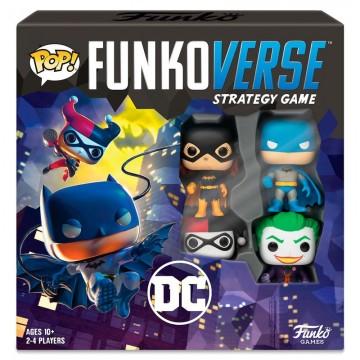 Funkoverse Pop DC