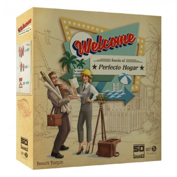 Juego Welcome hacia el...