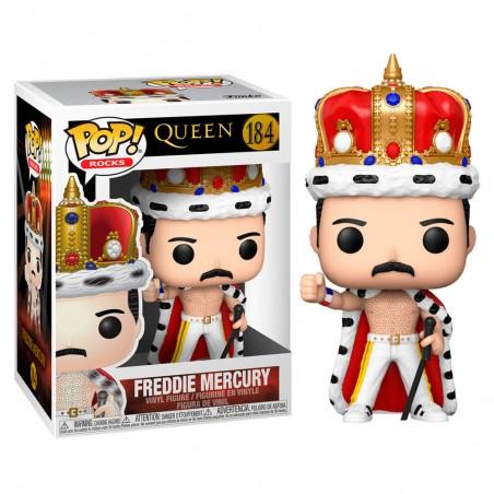 Funko Pop Freddie Mercury Rey