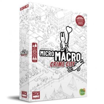 Juego de mesa Micro Macro