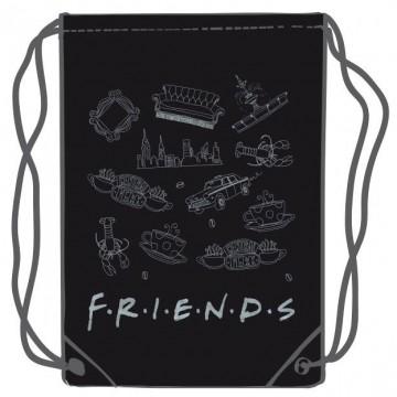 Mochila saco Friends