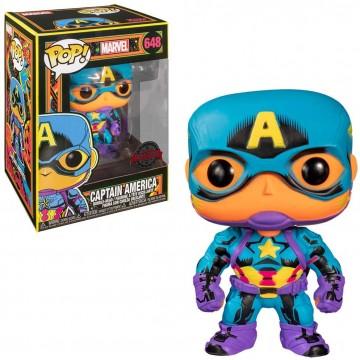 Funko POP Capitán América...