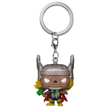 Llavero Pocket POP Thor Zombie