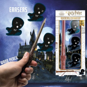 Set Papeleria Harry Potter