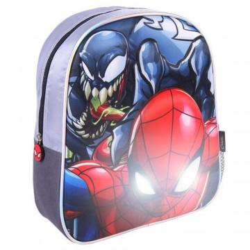 Mochila con Luz Spiderman