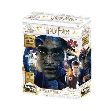 Puzzle Para Rascar Harry...