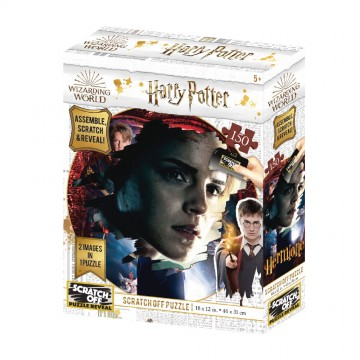 Puzzle Para Rascar Hermione
