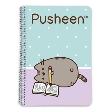 Cuaderno Pusheen A5