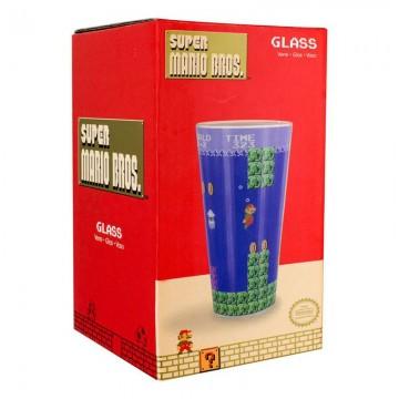 Vaso cristal Super Mario