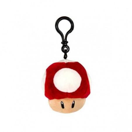 Llavero peluche seta Super Mario