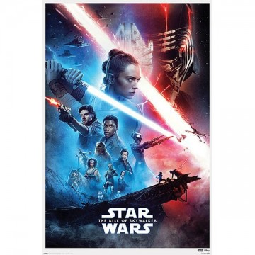 Póster Star Wars: Episodio IX