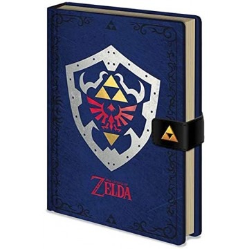 Cuaderno A5 The legend of...