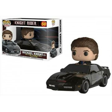 Funko Pop Michael con Kitt