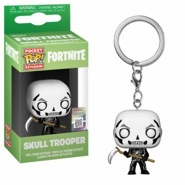 Llavero Pocket Pop Skull...