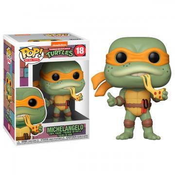 Funko Pop Tortuga Michelangelo