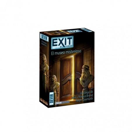 Juego Exit: El museo misterioso