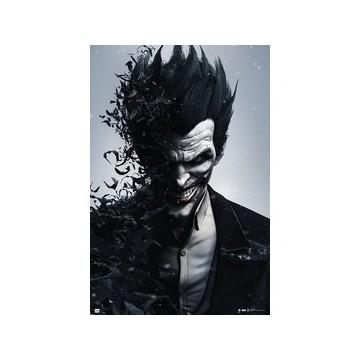 Poster Joker Arkham origins