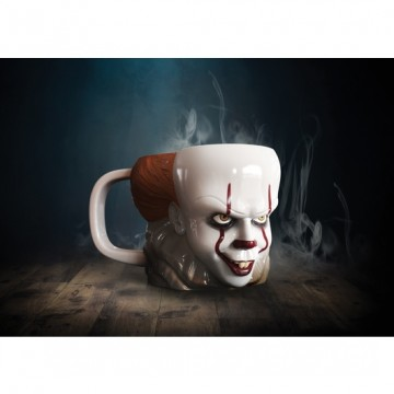 Taza 3D Pennywise