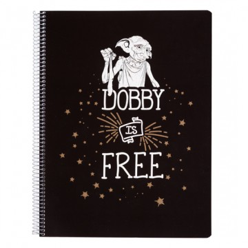 Cuaderno A4 Dobby is free