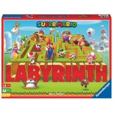 Juego Labyrinth Super Mario