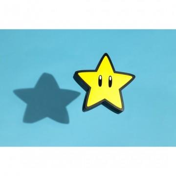 Lamparita estrella Super Mario