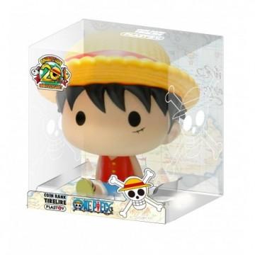 Hucha chibi de Luffy