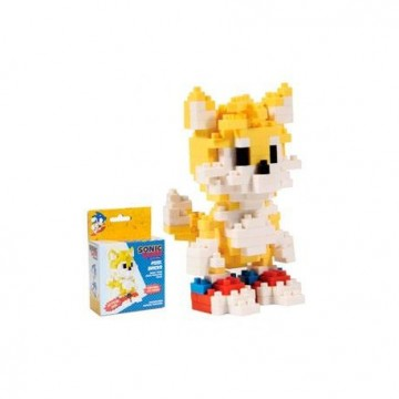 Pixel bricks Sonic