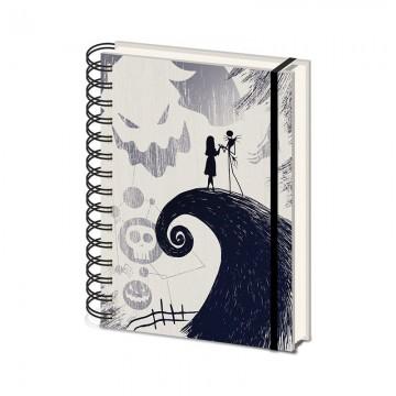 Cuaderno A5 Pesadillas...