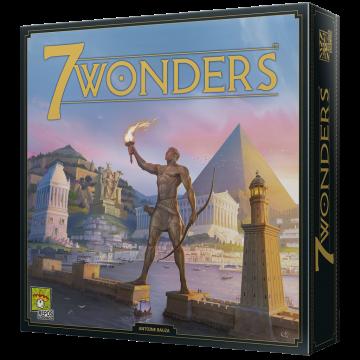Juego de mesa 7 Wonder