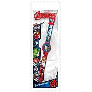 Reloj digital Avengers