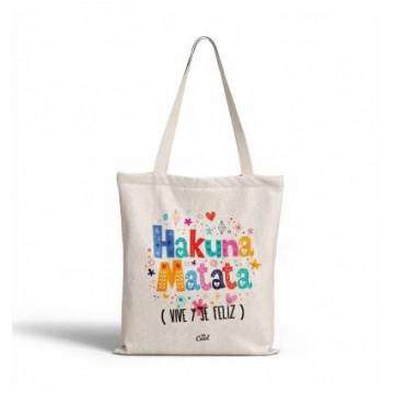 Tote bag Hakuna Matata