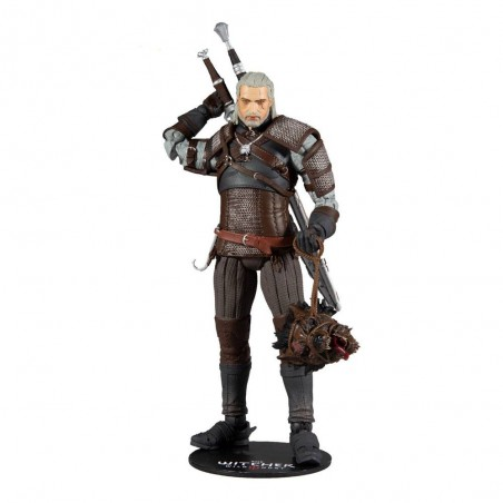 Figura Geralt The Witcher