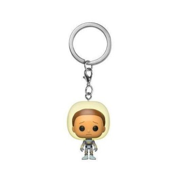 Pocket Pop Morty Space