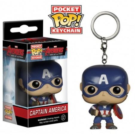 Pocket Pop Capitán América