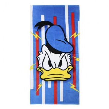 Toalla algodón Pato Donald