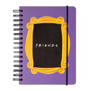 Cuaderno A5 Friends marco