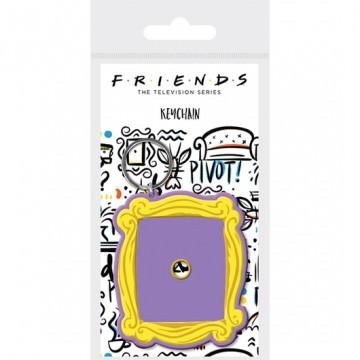 Llavero goma marco Friends