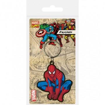 Llavero goma Spiderman